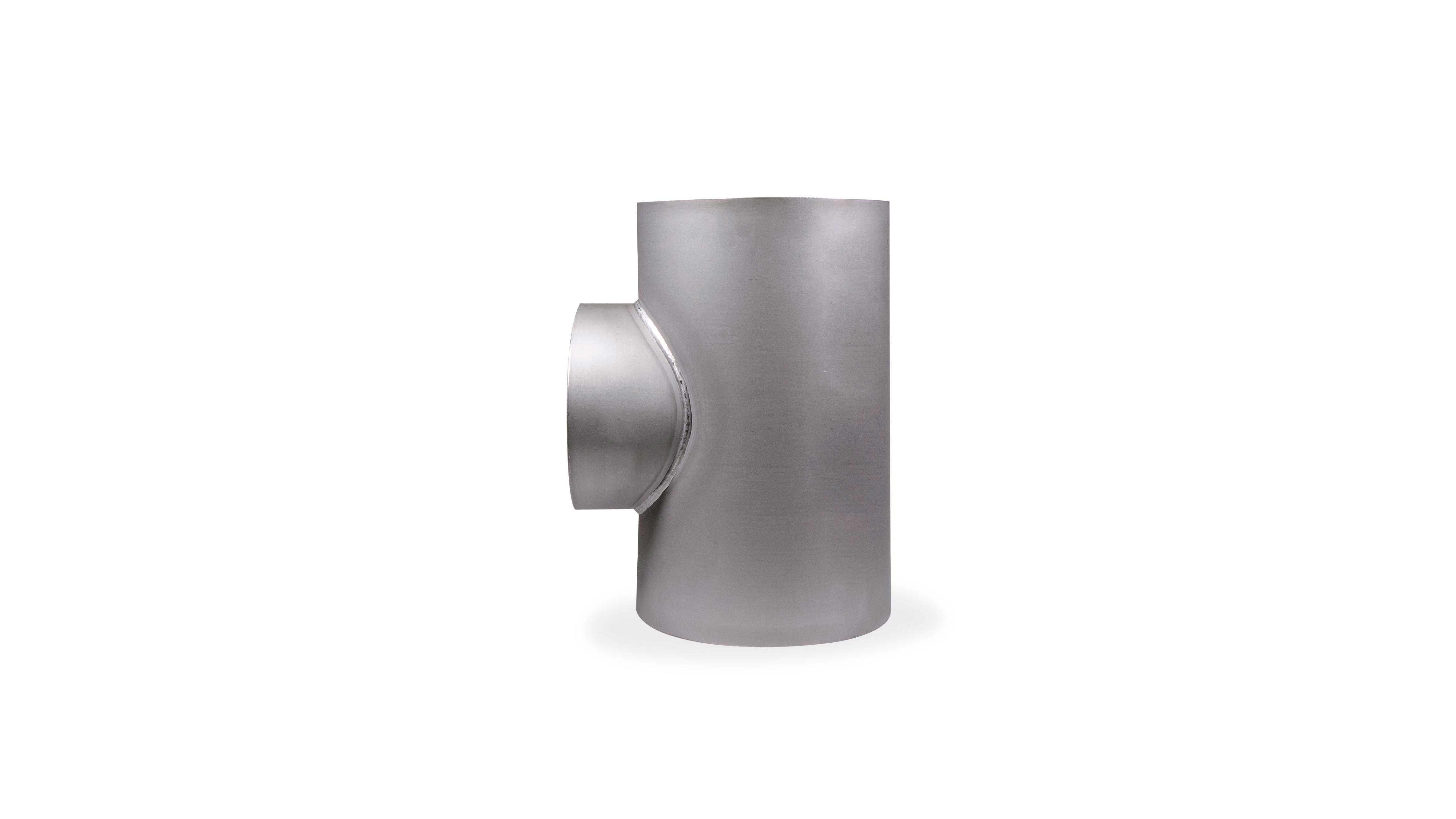 BMS raccordi tee saldati con innesto - tee ridotto a saldare in acciaio inox - foto 7